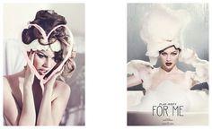 Issue 09 | Volt Café | by Volt Magazine #beauty #design #graphic #volt #photography #art #fashion #layout #magazine #typography