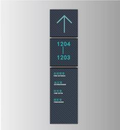 Wayfinding   Signage   Sign   Design   office 企业导视牌