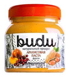 Арахисовая паста Фрутти Budu