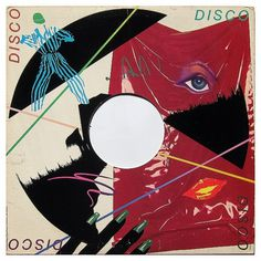Disco Sleeves: Warner Bros/Sire | Flickr - Photo Sharing! #vinyl #illustration #sleeve