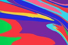 Rainbow Runs #pattern