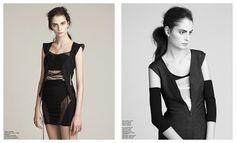 SOLARI | Volt Café | by Volt Magazine #beauty #white #design #graphic #volt #black #photography #art #and #fashion #layout #magazine #typography