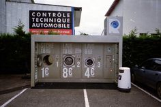 007 | Triangular Love. #machine #france #euro #laundry #film #yashica #t4