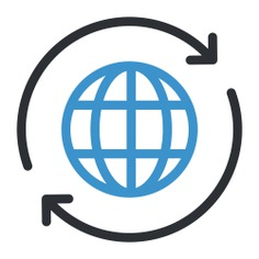 See more icon inspiration related to internet, world, multimedia, worldwide, earth globe, wireless internet, globe grid, earth grid, maps and location, interface and signs on Flaticon.