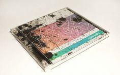 Album case: Crystal Castles on the Behance Network