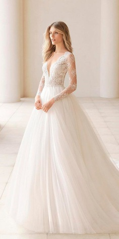 Fantastic long sleeve wedding dresses for all occasions in your life. You must see them and find here the most one you like. We want to make you happy!