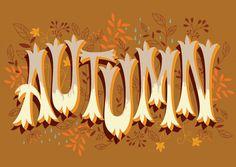 Martina Flor - Handsome Frank Illustration Agency #autumn #seasons