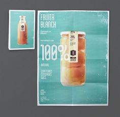 Fruita Blanch | Identity Designed