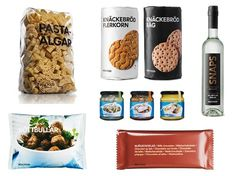 Food Packaging | Stockholm Designlab #packaging