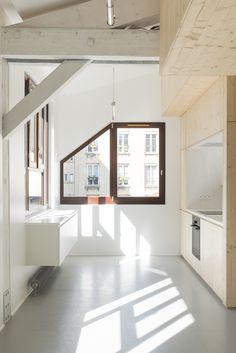 Paris 11 Duplex