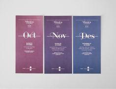 XXV Cicles de Música UB | Atipus #layout #typography