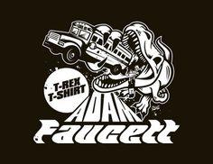 Oneoff Nation #faucett #adam #rex #shirt