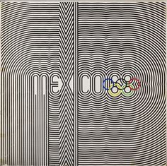 1968mexico_400x398.jpg 500×498 pixels #olympic #mexico #1968