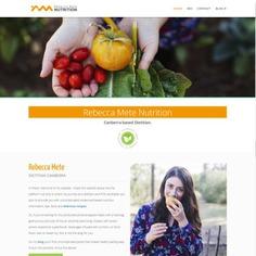 Rebecca Mete Nutrition