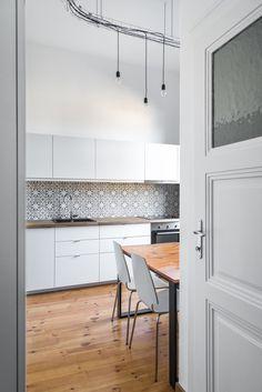 Strict Elegance by batlab architects. #batlabarchitects #kitchen #minimalism