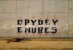 ..openyoureyesandyouwillsee.. | Flickr - Photo Sharing! #graffiti #paint #message #type #spray #typography