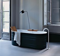Vieques by Patricia Urquiola for Agape. #bathtub
