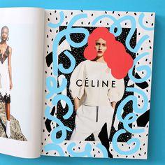 Celine x Andreea Robescu - Mindsparkle Mag
