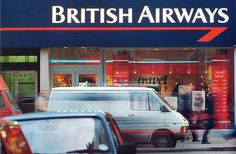 British Airways Corporate Graphics