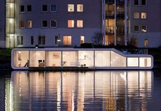 CJWHO ™ (+31ARCHITECTS | Watervilla de Omval, Amsterdam,...)