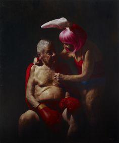 Jason Bard Yarmosky #drawing #painting
