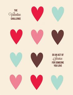 A Sweet Spirit #heart #challenge #service #valentine