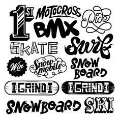 X Games 2011 on Behance #logos #awesome #xgames #cool