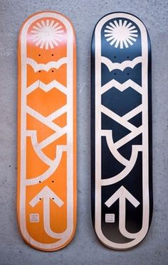 FFFFOUND! | Draplin Design Co. #skateboard #illustration #design