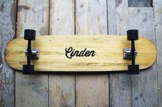 Linden Longboard Competition Board #Linden Longboards #Skate #Street #Longboard #Skateboard
