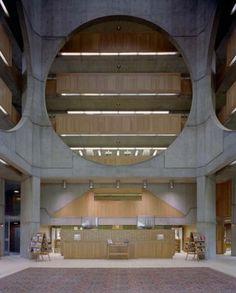 tumblr_kx48xwRHIf1qzvmb9o1_500.jpg (476×591) #kahn #architecture #exeter #library #louis