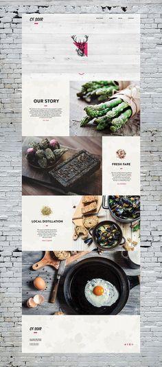 Ce Soir Restaurant by Kady Jesko