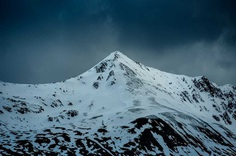 Majestic Mountainscapes in Scottish Highlands by Marina Weishaupt