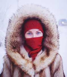The Coldest Village in the World › Inspiration Now