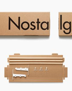 Nostalgi Packaging