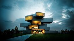 final_image #stacking #architecture #dramatic
