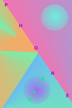 BLOC318 - phoneasmedium: 0016 #poster