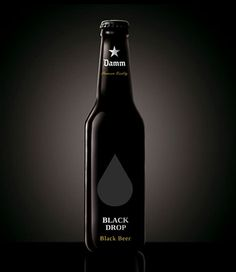 Damm Black Drop #beer