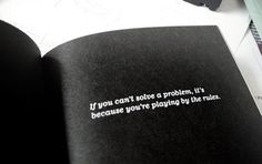 PaulArden_02.jpg 425×267 pixels #font #white #publish #quote #print #design #black #magazine