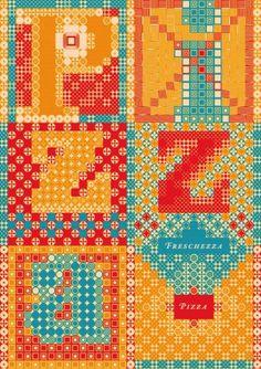 Julien Priez - Graphisme/Typographie #pattern #julien #design #graphic #complex #priez