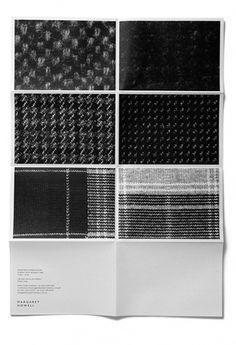 Studio Small #fabric #invitation #howell #margaret #poster