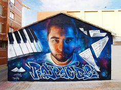 Pichi & Avo | PICDIT #graffiti #paint #art #street #spray