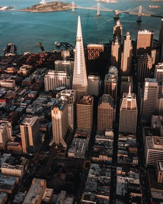 Striking Street and Urban Photos in San Francisco by Julien Rocheblave