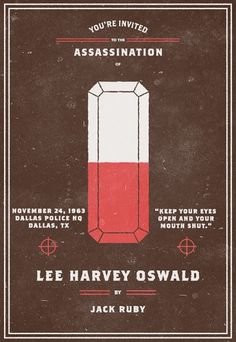 Invitation To An Assassination #invitation #lee #harvey #assassination #oswald
