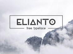Elianto Free Typeface