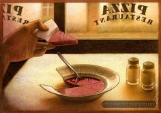 ALL PHOTOZ: Remarkable illustration of Paul Kuczynski (87 photos) #pie