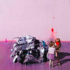 Fernando Gomez Balbontin | PICDIT #art #painting