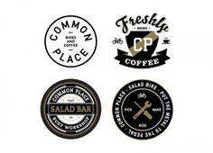 Common Place - stanleychen #logotype #identity #chen #logo #stanley #typography