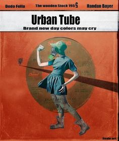 Urban tube by Dedo | Society6 #urban #tube
