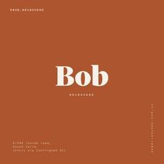 Bob Melbourne on Behance