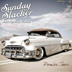 MAGAZINE | Sunday Slacker Magazine #slacker #automotive #design #sunday #magazine